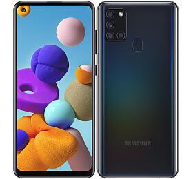 Mobilní telefon Samsung Galaxy A21s 3GB/32GB, černý - Samsung