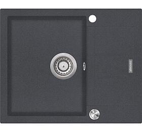 Dřez Concept DG05C45dg Cubis granitový tmavě šedý - Concept