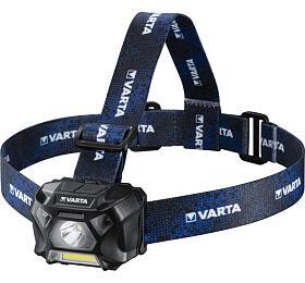 Čelová svítilna VARTA 18648 WORK FLEX MOTION SENZOR H20, LED, 3W+COB, 3xAAA, odolná Varta - Varta