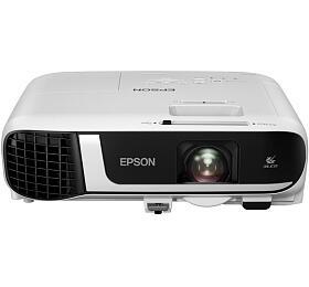 3LCD EPSON EB-FH52, 4000 Ansi, FullHD,16:9 + plátno zdarma (V11H978040) - Epson