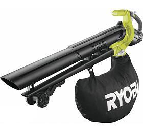 Ryobi OBV18, aku 18V bezuhlíkový foukač/vysavač ONE+(bez baterie a nabíječky) - Ryobi