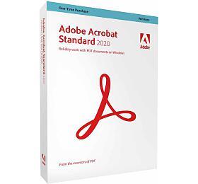 Acrobat Std 2020 CZ WIN Full (65310928) - Adobe