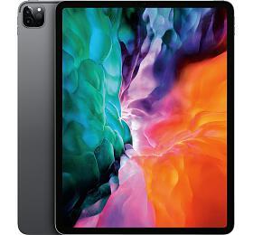 Tablet Apple iPadPro 12,9'' 128GB, WiFi, Vesmírně Šedý (2020) - Apple