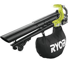 Aku foukač/vysavač Ryobi RBV1850, 18V bezuhlíkový + 1x 5Ah baterie + nabíječka ONE+ - Ryobi