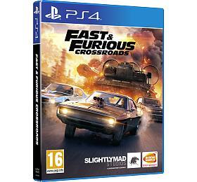 PS4 - Fast & Furious Crossroads - TAKE 2