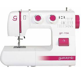 Šicí stroj Guzzanti GZ 115A - Guzzanti