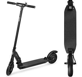Spokey SMART Elektrická koloběžka černá, kolečka 8', do 90 kg - Spokey