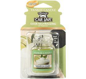 Vůně do auta Yankee Candle Vanilla Lime, 1 ml - Yankee Candle