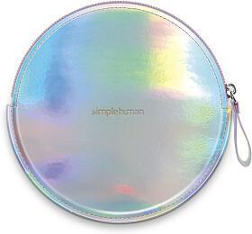 Simplehuman Sensor Compact, duhové pouzdro se zipem pro kosmetická zrcátka, ST9006 - Simplehuman