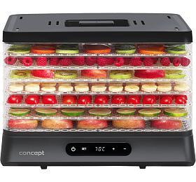 Sušička ovoce Concept SO2041 digitální, 500 W - Concept