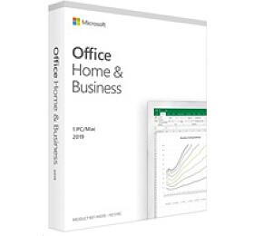 Microsoft Office Home and Business 2019 ENG (pro podnikatele) (T5D-03308) - Microsoft