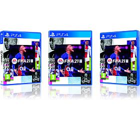 PS4 - FIFA 21 - ELECTRONIC ARTS