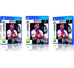 PS4 - FIFA 21 Champions Edition - ELECTRONIC ARTS