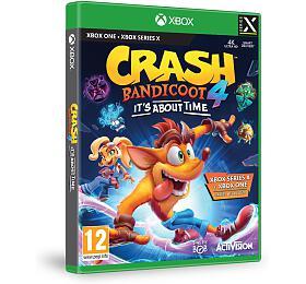 XONE - Crash Bandicoot 4 It´s about time - Activision