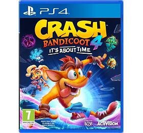 PS4 - Crash Bandicoot 4 It´s about time - Activision