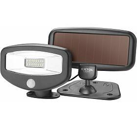 Reflektor LED s pohybovým čidlem, 100lm, solární nabíjení EXTOL-LIGHT - EXTOL