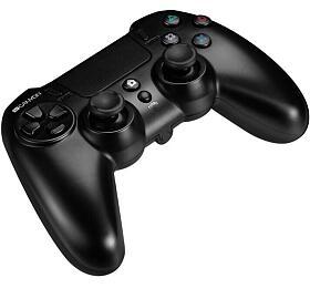 CANYON bezdratový gamepad s touchpadem pro PS4 (CND-GPW5) - Canyon
