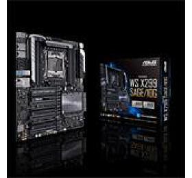 ASUS WS Z390 PRO s.1151 Z390 DDR4 ATX 5xPCIe RAID 2x1GL USB3.0 (90SW00L0-M0EAY0) - Asus