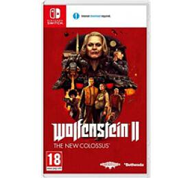 SWITCH Wolfenstein II: The New Colossus (NSS800) - Nintendo