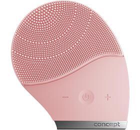 Sonický kartáček na obličej Concept SK9002 SONIVIBE, Pink champagne - Concept