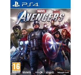 Marvels Avengers hra PS4 Cenega - Cenega