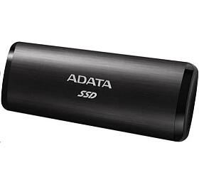 ADATA externí SSD SE760 1TB black (ASE760-1TU32G2-CBK) - ADATA