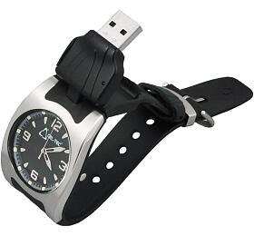CEL-TEC hodinky s čtečkou na microSD karty - CEL-TEC