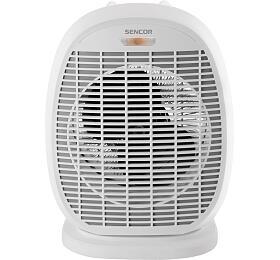 SFH 7057WH Tepl. ventilátor Sencor - Sencor