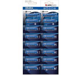 AgfaPhoto Power alkalická baterie LR03/AAA, blistr 16ks - Agfa