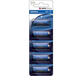 AgfaPhoto alkalická baterie LRV08-23A-LR23A, blistr 5ks - Agfa