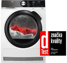 Sušička prádla AEG FiberPro T9DBB89BC 3DScan - AEG