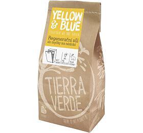 Yellow&Blue Sůl do myčky (2 kg) - zabraňuje usazování vodního kamene - Yellow&Blue