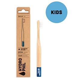 Hydrophil Bambusový kartáček pro děti (soft) - modrý - Hydrophil