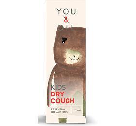 Bioaktivní směs pro děti You & Oil KIDS - Suchý kašel (10 ml) - You & Oil