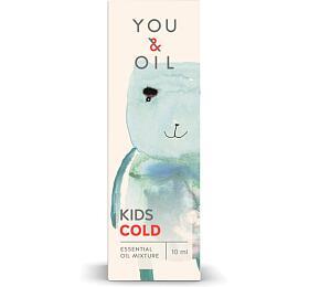 Bioaktivní směs pro děti You & Oil KIDS - Nachlazení (10 ml) - You & Oil