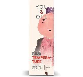 You & Oil KIDS Bioaktivní směs pro děti - Horečka (10 ml) - You & Oil