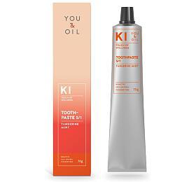 You & Oil Bioaktivní zubní pasta 5/1 - Posilující (70 g) - s aromaterapeutickými účinky - You & Oil