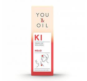 You & Oil KI Bioaktivní směs - Bolest hlavy (5 ml) - uleví od bolesti - You & Oil