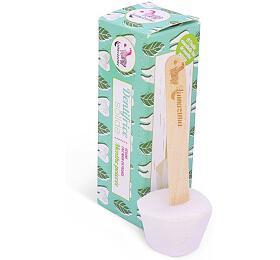Lamazuna Tuhá zubní pasta - máta (17 g) - nahradí 2 tuby klasické pasty - Lamazuna