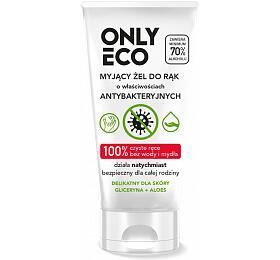 OnlyEco Gel na ruce s antibakteriálními účinky (50 ml) - z 98 % přírodní - OnlyEco