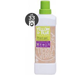 Prací gel Yellow&Blue s levandulí (1 l) - Yellow&Blue