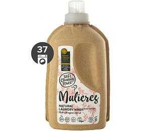 Mulieres Koncentrovaný prací gel BIO (1,5 l) - růžová zahrada - Mulieres
