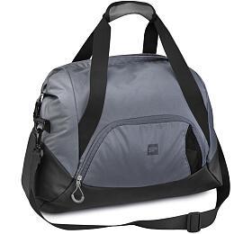 Spokey KIOTO Sportovní taška 40 l, šedá - Spokey