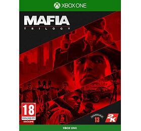 Mafia Trilogy hra XONE 2K GAMES - 2K GAMES