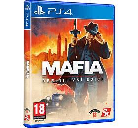 Mafia I Definitive Edition hra PS4 2K GAMES - 2K GAMES