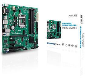ASUS PRIME Q370M-C/CSM (90MB0W70-M0EAYC) - Asus