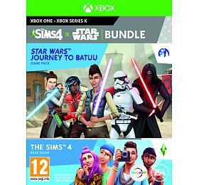 XONE - The Sims 4 + Star Wars - bundle - ELECTRONIC ARTS