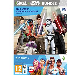 The Sims 4 Základní hra + Star Wars EA Games - EA Games