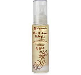 laSaponaria Arganový olej BIO (50 ml) - všestranný elixír mládí a krásy - laSaponaria