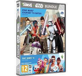 Hra The Sims 4 Bundle hra+Star Wars - Conquest